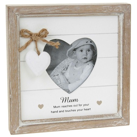 Provence Message Photo Frame With Heart Mum 24294 5036740309535 Ebay