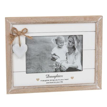 Sentiment Photo Frame - Daughter, Friends, Love, Sister   eBay
